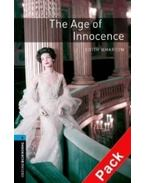 The Age of Innocence Audio CD Pack - Stage 5