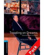 Treading on Dreams: Stories from Ireland Audio CD Pack - Stage 5 - West, Clare