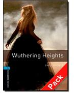 Wuthering Heights Audio CD Pack - Stage 5