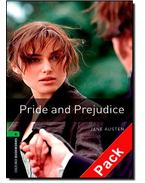 Pride and Prejudice Audio CD Pack - Stage 6