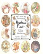 The Great Big Treasury of Beatrix Potter with Her Original Illustrations