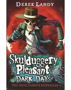 Skulduggery Pleasant - Dark Day