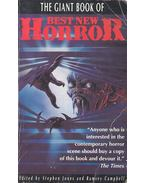 The Giant Book of Best New Horror