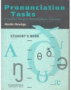 Pronunciation Tasks - A Course for Pre-Intermediate Learners - Student's Books