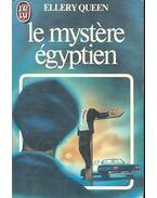 Le mystére égyptien