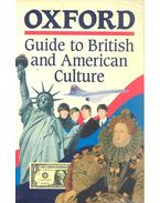 Oxford Guide to British and American Culture - Crowther, Jonathan