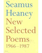 New Selected Poems 1966 - 1987
