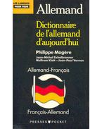 Dictionnaire de l'allemand d'aujourd'hui