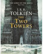 The Two Towers - Illustrated by Alan Lee