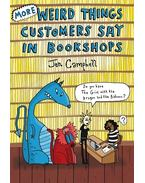 More Werd Things Customers Say in Bookshops