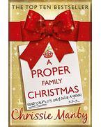 A Proper Family Christmas
