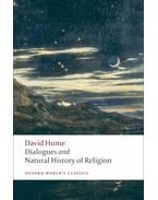 Dialogues Concerning Natural Religion, and The Natural History of Religion - Hume, David