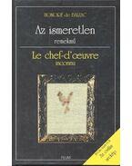 Az ismeretlen remekmű/Le chef-d'oeuvre - Az ovális arckép/The oval portrait