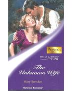 The Unknown Wife