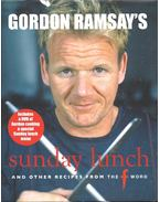 Sunday Lunch - and other recipes from the F word  - without DVD