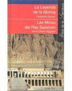 La Leyenda de la Momia / Las Minas del Rey Salomón