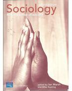 Sociology - making sense of society (third edition)