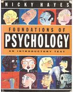 Foundations of Psychology - an introductory text