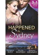 It Happened in Sydney - Way, Margaret