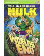 The Incredible Hulk - World's End