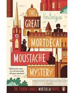 The Great Mortdecai Moustache Mystery