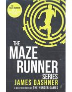 The Maze Runner Series Boxset
