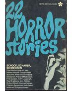 22 Horror Stories