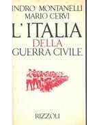 L' Italia Della Guerra Civile