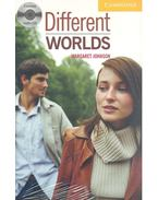 Different Worlds with CD