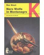 Nero Wolfe in Montenegro