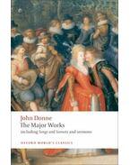 John Donne - The Major Works