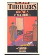 Black Box Thrillers (4 Novels)