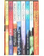 The Collection: 8 book boxed set