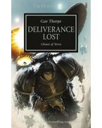 Horus Heresy - Deliverance Lost