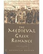 The Medieval Greek Romance
