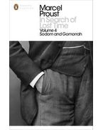 In Search of Lost Time - Sodom and Gomorrah - Marcel Proust