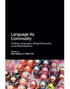 Language As Commodity