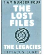 The Lost Files - The Legacies
