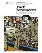My First Wife - Wassermann Jakob