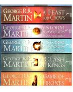 Game of Thrones boxed set (5 books)