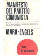 Manifesto del Partito Communista