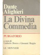 La Divina Commedia - Purgatorio - Dante Alighieri
