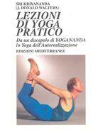 Lezioni di yoga pratico