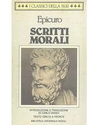 Scritti Morali