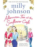 Afternoon Tea at the Sunflower Café