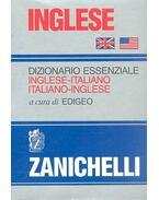 Dizionaro Essenziale Inglese-Italiano, Italiano-Inglese