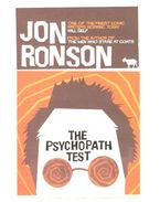 The Psychopath Test - A Journey Through the Madness Industry