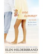 One Summer: The Blue Bistro and the Love Season