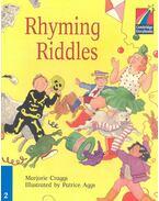 Rhyming Riddles