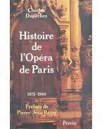 Histoire de l'Opéra de Paris